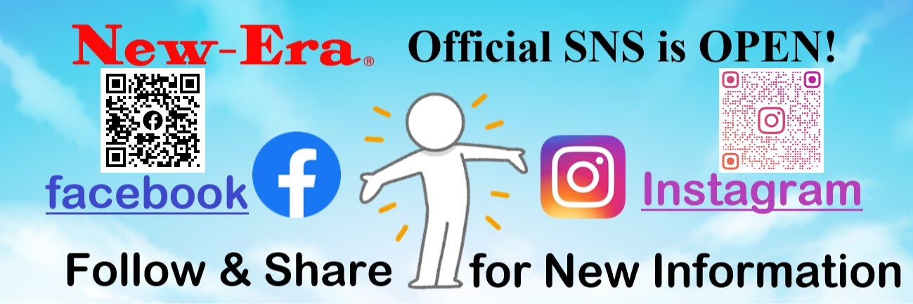 Official SNS is OPEN!